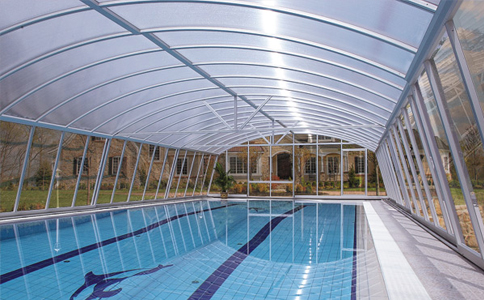 pool Enclosure Devon
